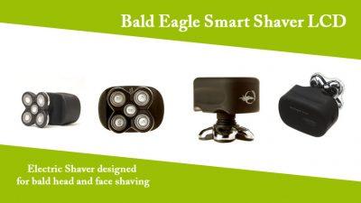 Bald Eagle Smart Shaver LCD