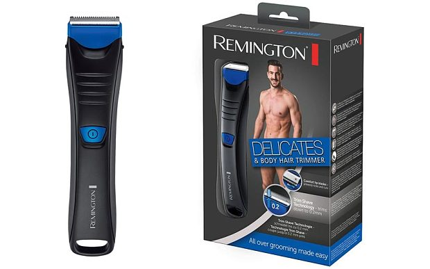Body Hair Trimmer