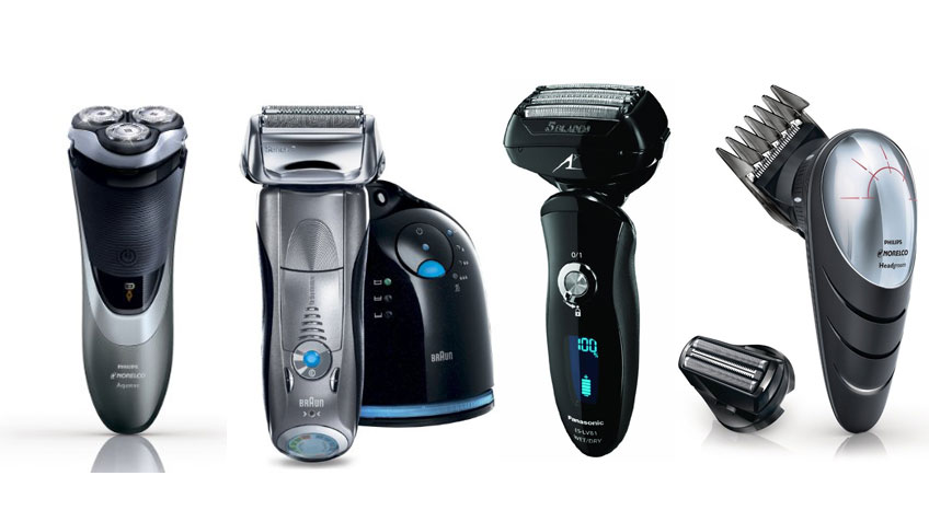 7 Electric Head Shaver for Men