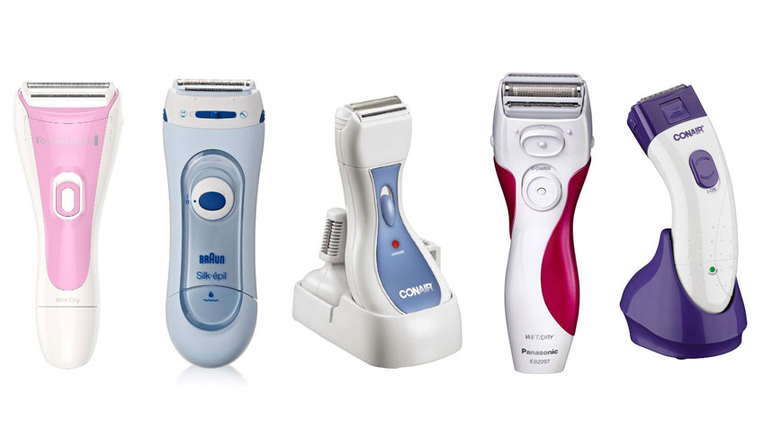 10 Best Electric Razor for Women