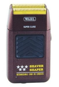 The Wahl 5-star shaver shaper