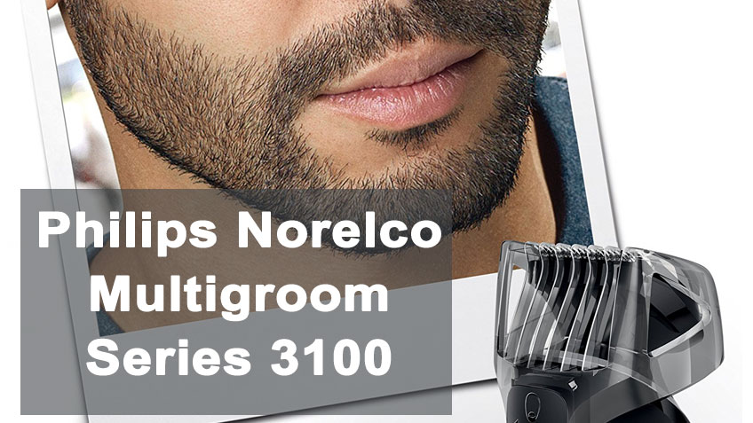 Philips Norelco Multigroom Series 3100 Review