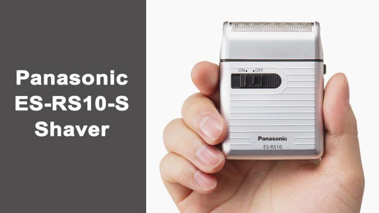 Panasonic Men ES-RS10-S Shaver Review