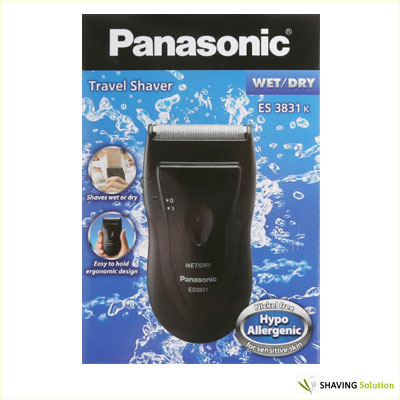 Panasonic ES3831K Electric Shaver