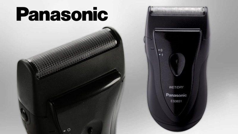 Panasonic ES3831K Electric Travel Shaver Review