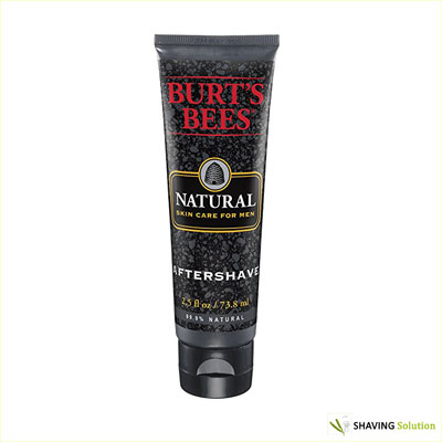 Burt's Bees Natural Skin Care Aftershave