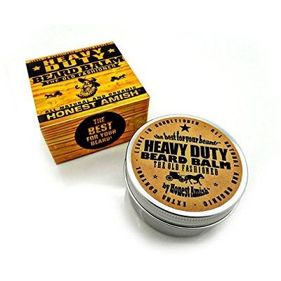 Honest Amish Heavy Duty Beard Balm