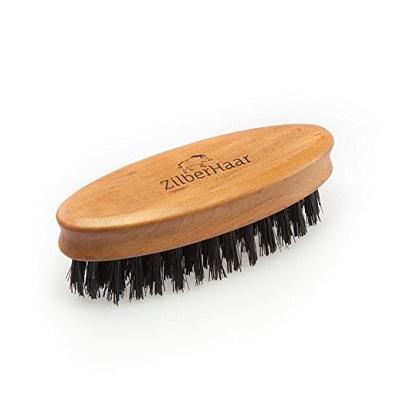 ZilberHaar Pocket Beard Brush
