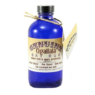 Genuine Ogallala Bay Rum After Shave