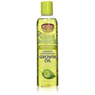 african pride olive hair growth oil