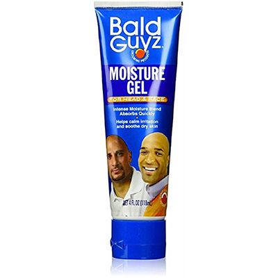 Product Description Clear Shave Gel Bald Guyz Ultimate Shave Gel provides you with the a.