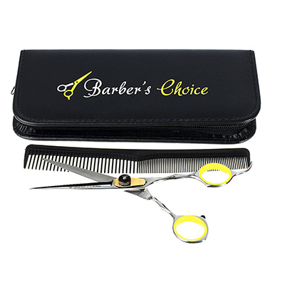 barbers choice hair cutting scissors
