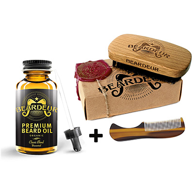 beardeur beard care kit