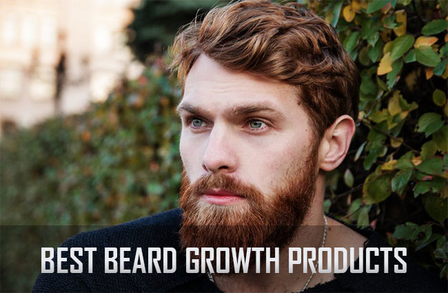 10 Best Beard Growth Products