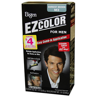 bigen ez color beard dye