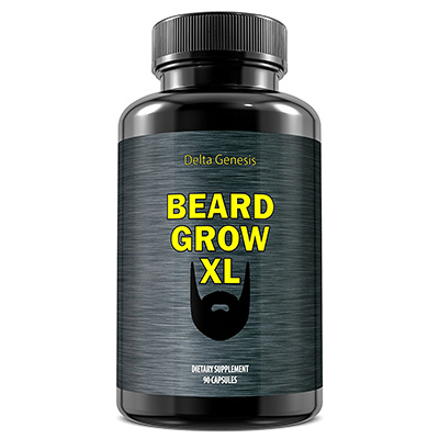 delta genesis beard grow xl