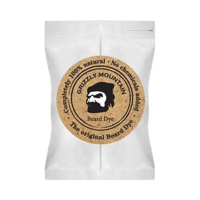 grizzly mountain beard dye