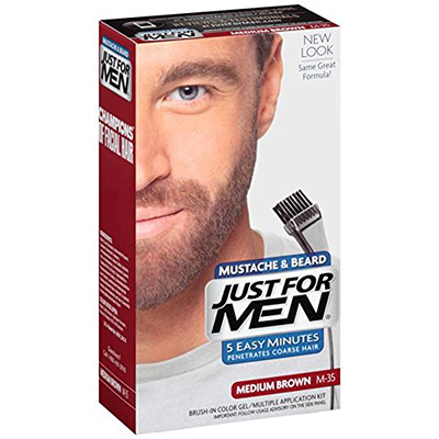 Just For Men Beard Dye
