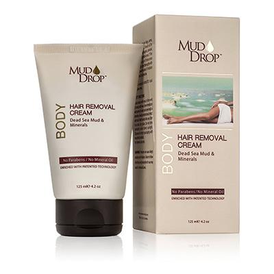 mud drop hair removal cream