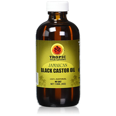 tropic isle black castor oil