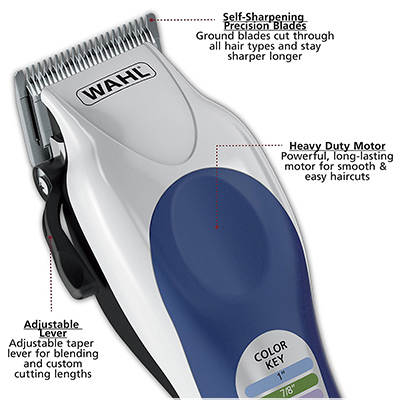 wahl color pro clipper