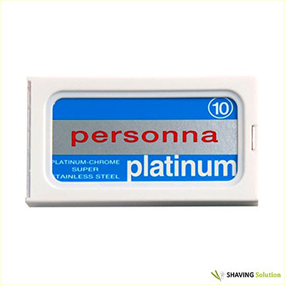 Best Double Edge Razor Blades 100 Israeli Personna Stainless Steel Double Edge Blades
