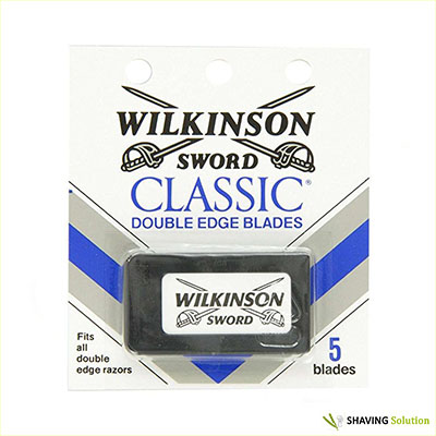 Best Double Edge Razor Blades Wilkinson Sword Classic Double Edge Razor Blades