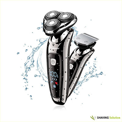 Series 3 ProSkin 3010s by Braun Hatteker Electric Shaver