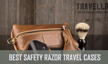 Safety Razor Travel Cases