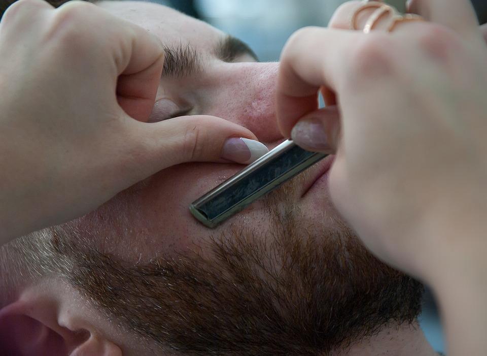 shaving beard razor